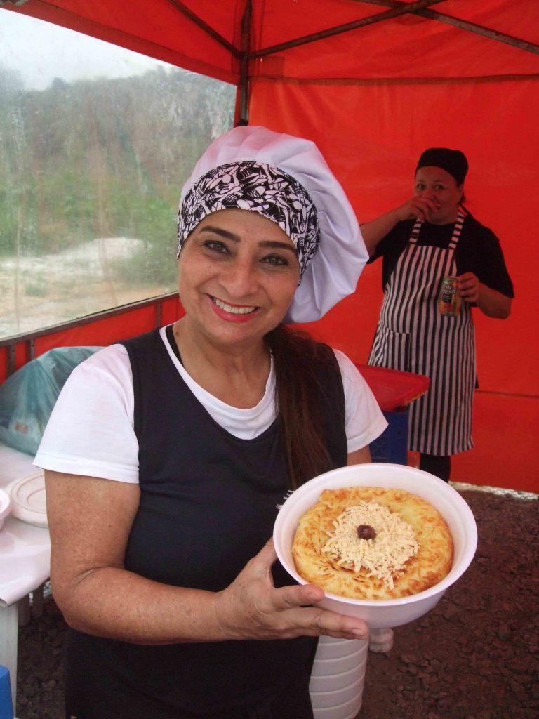 Norma e Batata Rosti 4 queijos