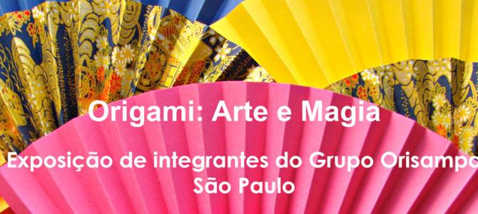 Origami: Arte e Magia – exposição no Casarão do Chá