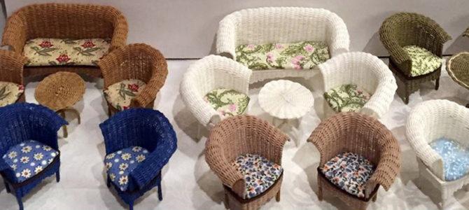 Dollhouse: Exposição e Venda de Miniaturas no Casarão do Chá