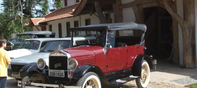 3° Exposição de Carros Antigos